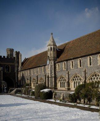 St As Snow